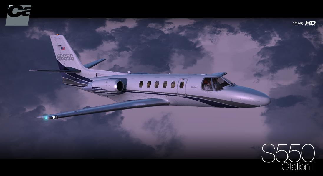 Olympic Air Virtual • View topic - Aircraft Briefing - Carenado C550