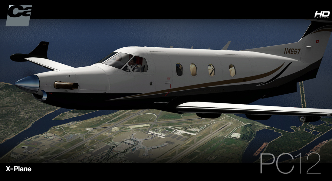 xplane] Carenado PC12 For XP11 Released - ON APPROACH - Topics