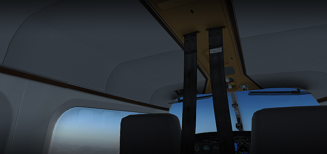 C337H SKYMASTER HD SERIES FSX/P3D