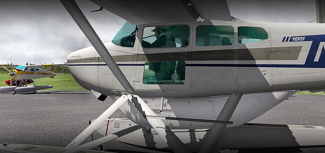 C185F SKYWAGON BUSH EXTENSION PACK XPLANE