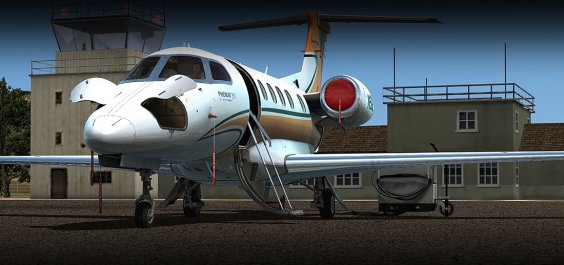 EMB505 PHENOM 300 HD SERIES FSX/P3D