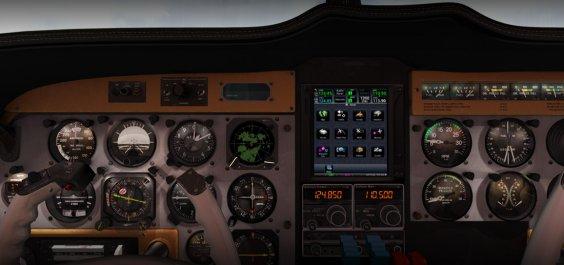 PA23 AZTEC F 250 FSX/P3D