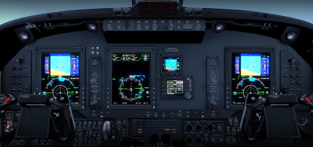 B350i KING AIR HD SERIES FSX/P3D