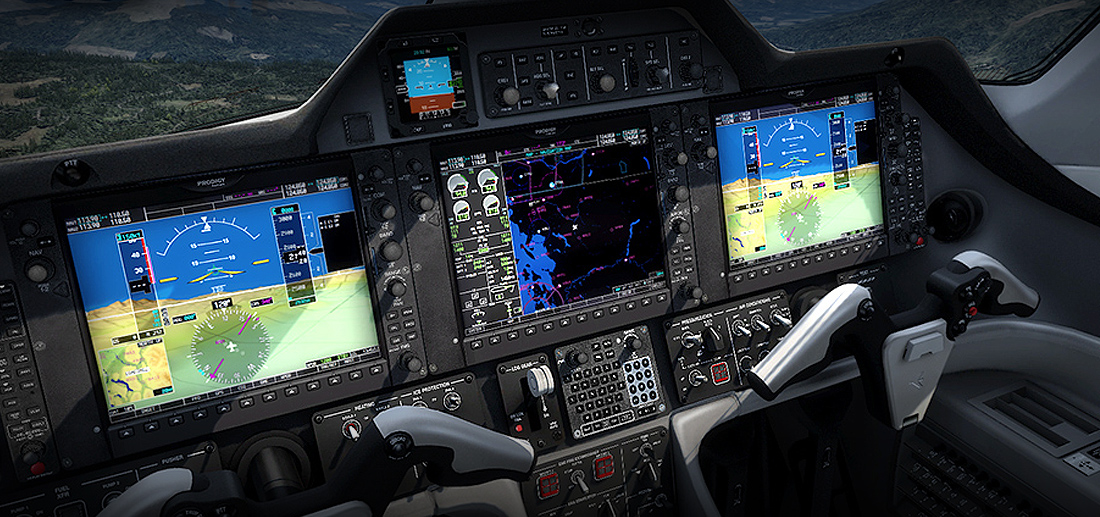 SYNTHETIC VISION SYSTEM FSX/P3D