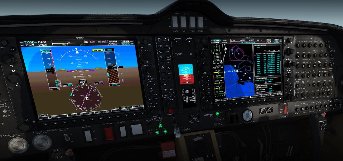 DA62 G1000 FSX/P3D