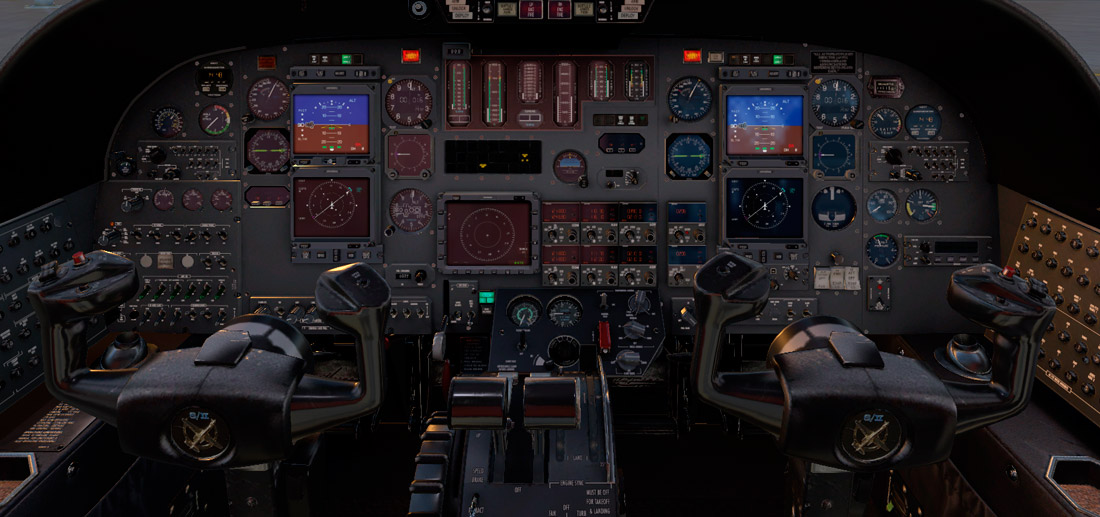 S550 Citation Ii Xplane 11