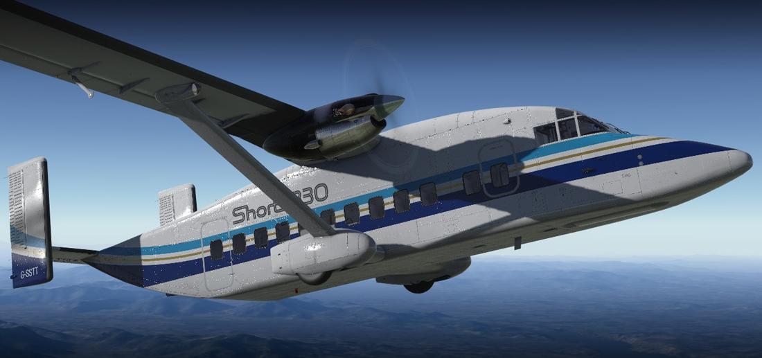 S330 P3D/FSX